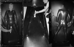 BDSM VACUÜM BED