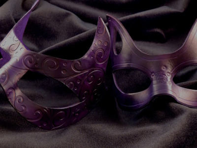 Masque de cuir le Cordonnier