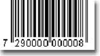 The Israeli barcode begins with 729