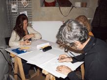 lezione di disegno