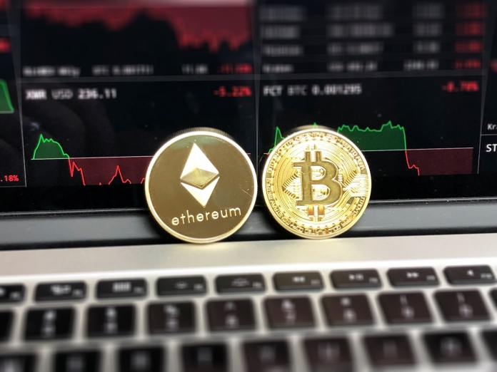 cryptocurrency ethereum bitcoin