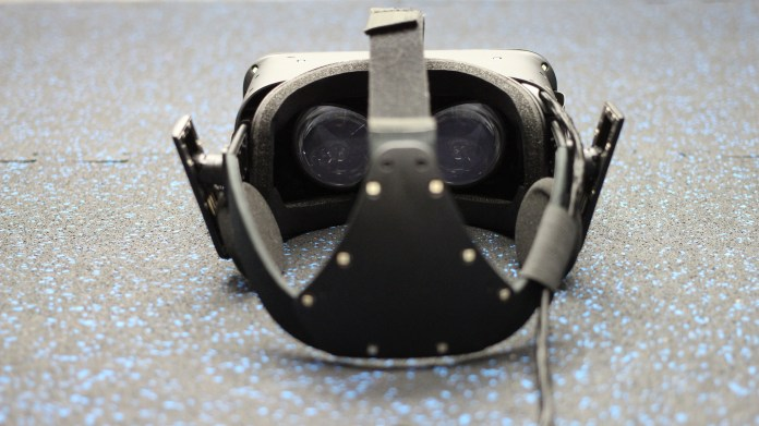 VR headset oculus