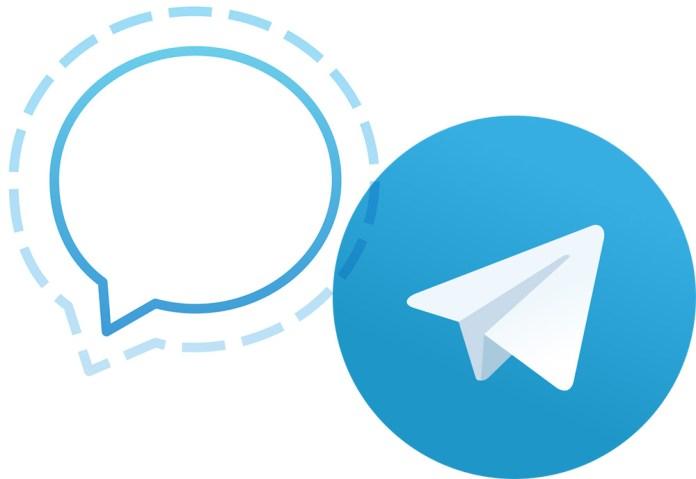 signal-telegram-logo