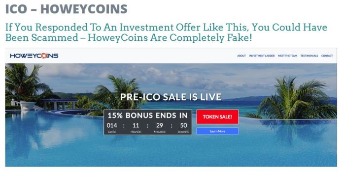 howeycoin-scam