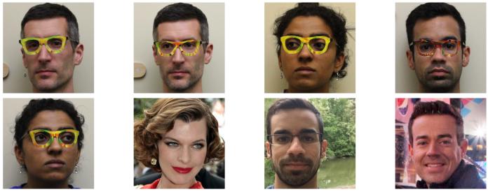 ai adversarial attack facial recognition