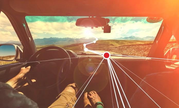 augmented reality vehicle