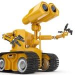 wall e robot emotion ai