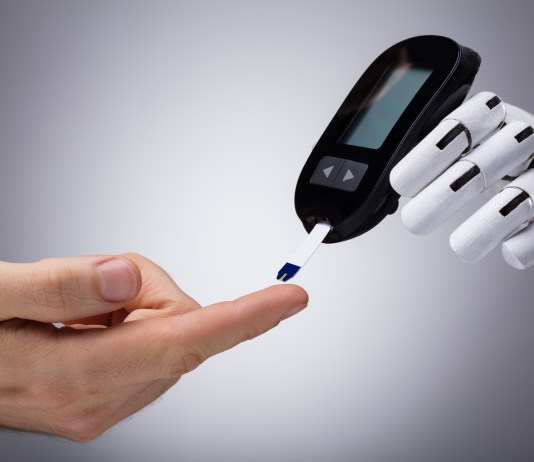 artificial intelligence healthcare glucometer