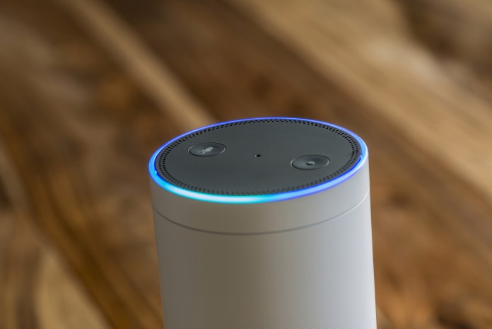 alexa smart speaker ai assistant
