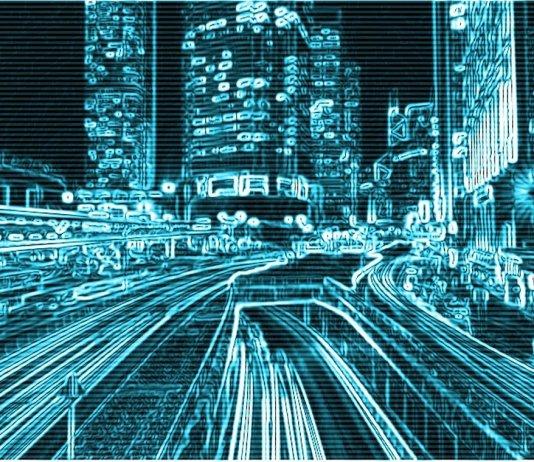 digital road smart city