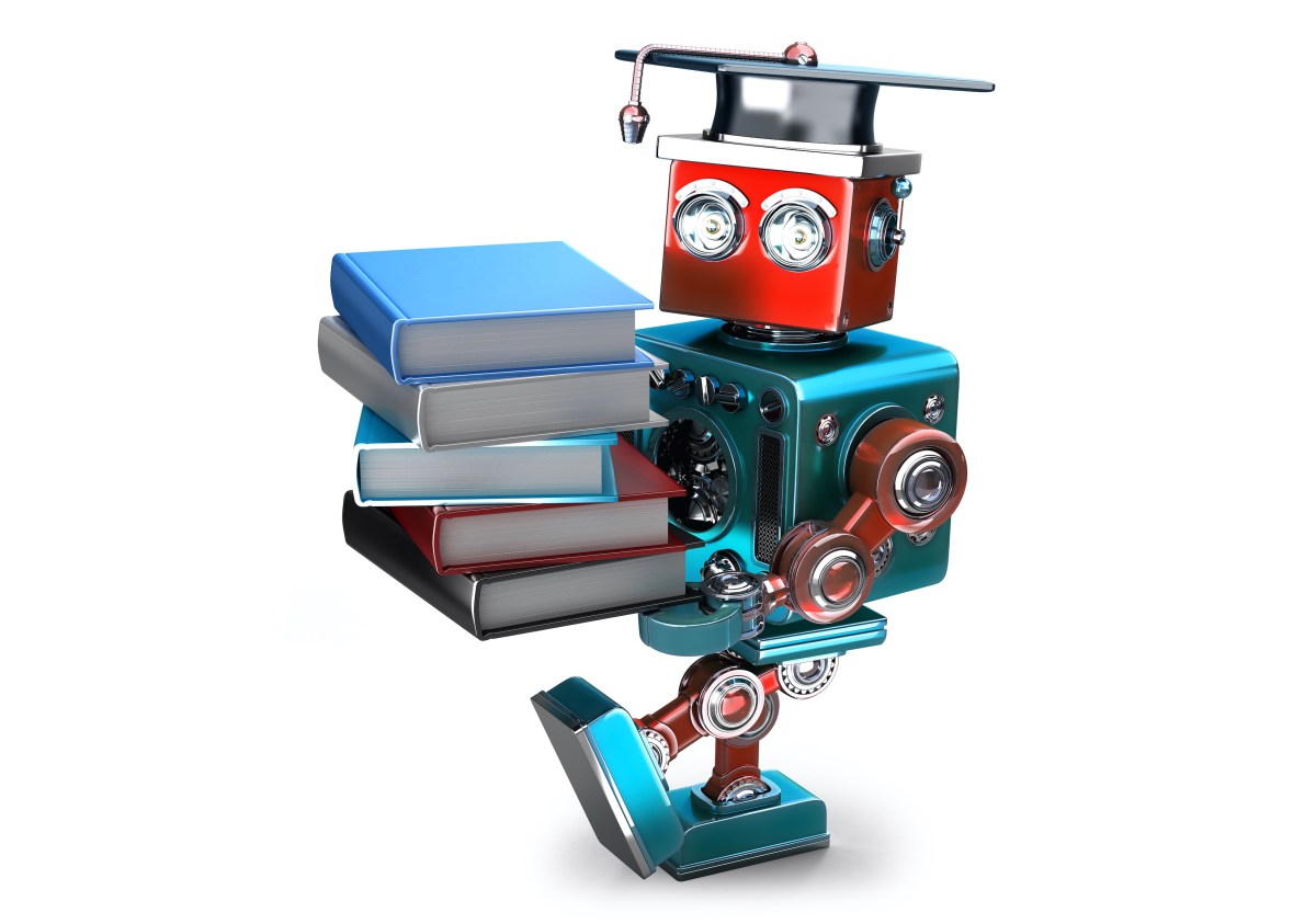 Where artificial intelligence fits in education