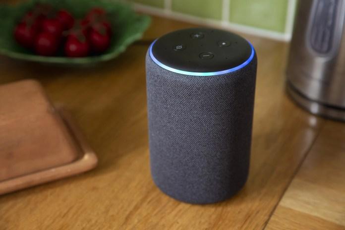 Haut-parleur intelligent Amazon Echo