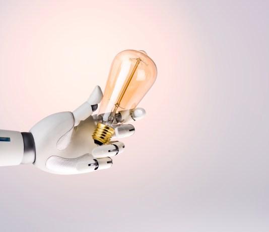 robot hand artificial intelligence innovation