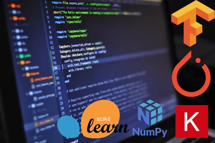 machine learning logos