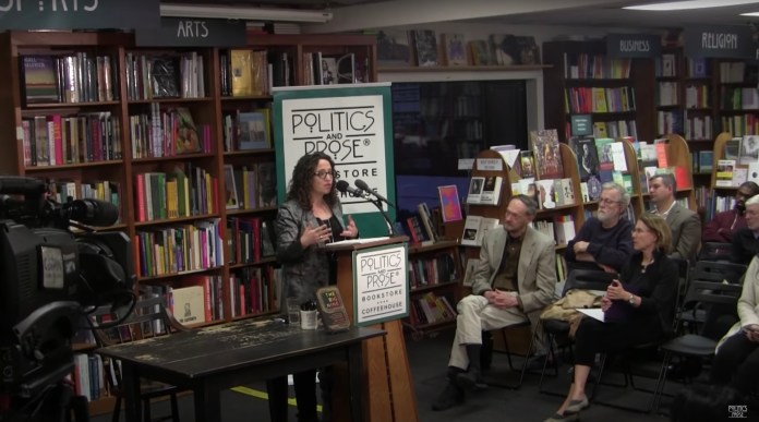 Amy Webb presents The Big Nine at Politics and Prose