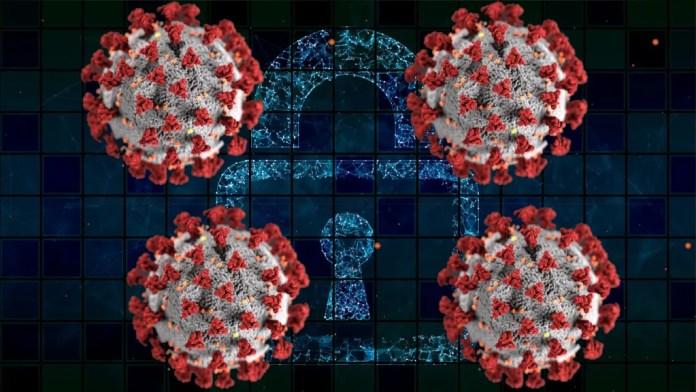 coronavirus encryption