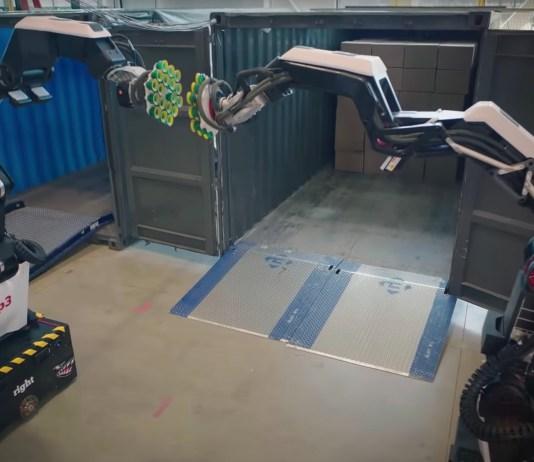 boston dynamics stretch robot