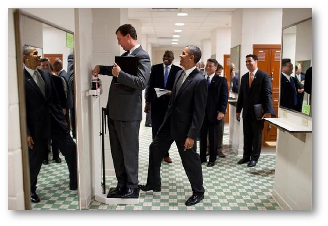 Imagen de Obama