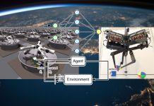 Nvidia robot simulation platform