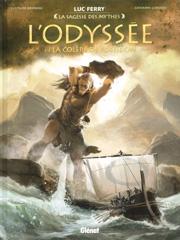 Bd La Sagesse Des Mythes : sagesse, mythes, L'Odyssée, Sagesse, Mythes), Avis,, Informations,, Images,, Albums, BDTheque.com