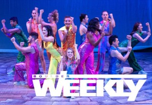 BDT's Mamma Mia! review in the Boulder Weekly