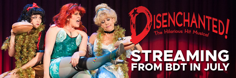 Live Stream of Disenchanted! from BDT Stage