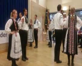 Die Siebenbürger Sachsen Jugendtanzgruppe aus Lohhof