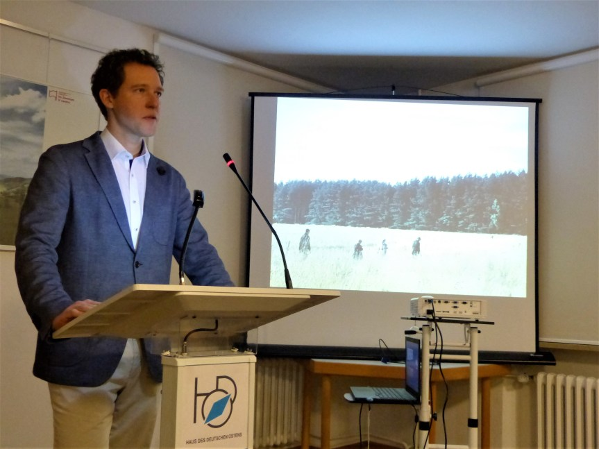 """""""Nur der Himmel blieb derselbe"""" – Autor Christopher Spatz berichtet über Ostpreußens Hungerkinder"""