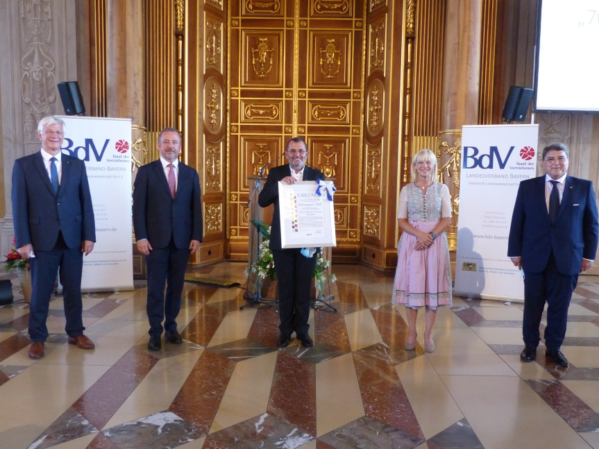 Preisträger des BdV-Kulturpreises 2020