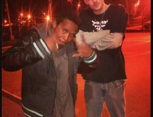 "B. Dvine & Menace O.B.E.Z. – ""Let's Go"" Videoshoot (Brooklyn, NY)"