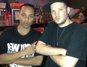 "B. Dvine & Napoleon Da Legend @ ""Battleground"" Show (Long Island, NY)"