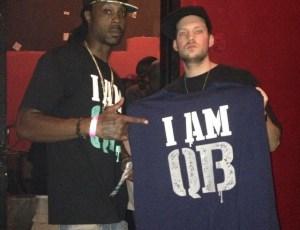 B. Dvine & Ruc Mr. QB – Backstage @ Cormega Show (Brooklyn, NY)