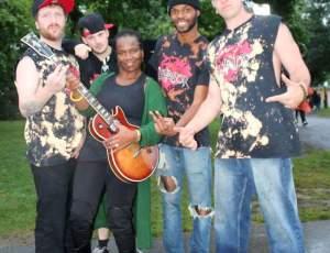 Team O.B.E.Z. After Music is Art Festival (Buffalo, NY)