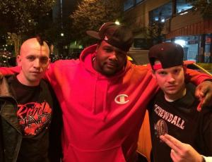 B. Dvine, Switch, & Bully – After Bully's Show (CT)