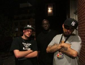 B. Dvine w/Blaq Poet & Comet – @ Hanz On Music Loft (Staten Island, NY)