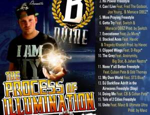 New Mixtape! The Process of Illumination Out Now!