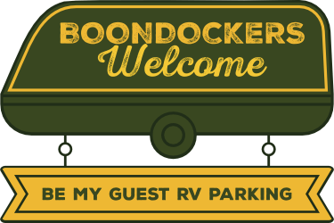 Boondockers Welcome Connects hosts with campers looking for a free camping