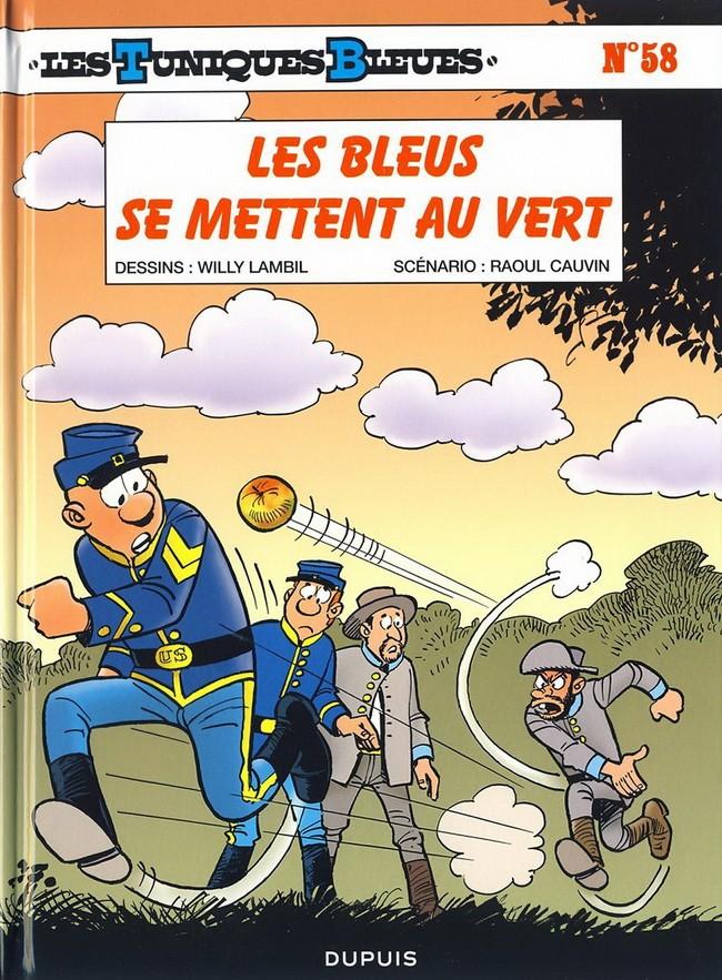 Les Tuniques Bleues Pdf Gratuit : tuniques, bleues, gratuit, BDZoom.com, L'univers, Patrimoine