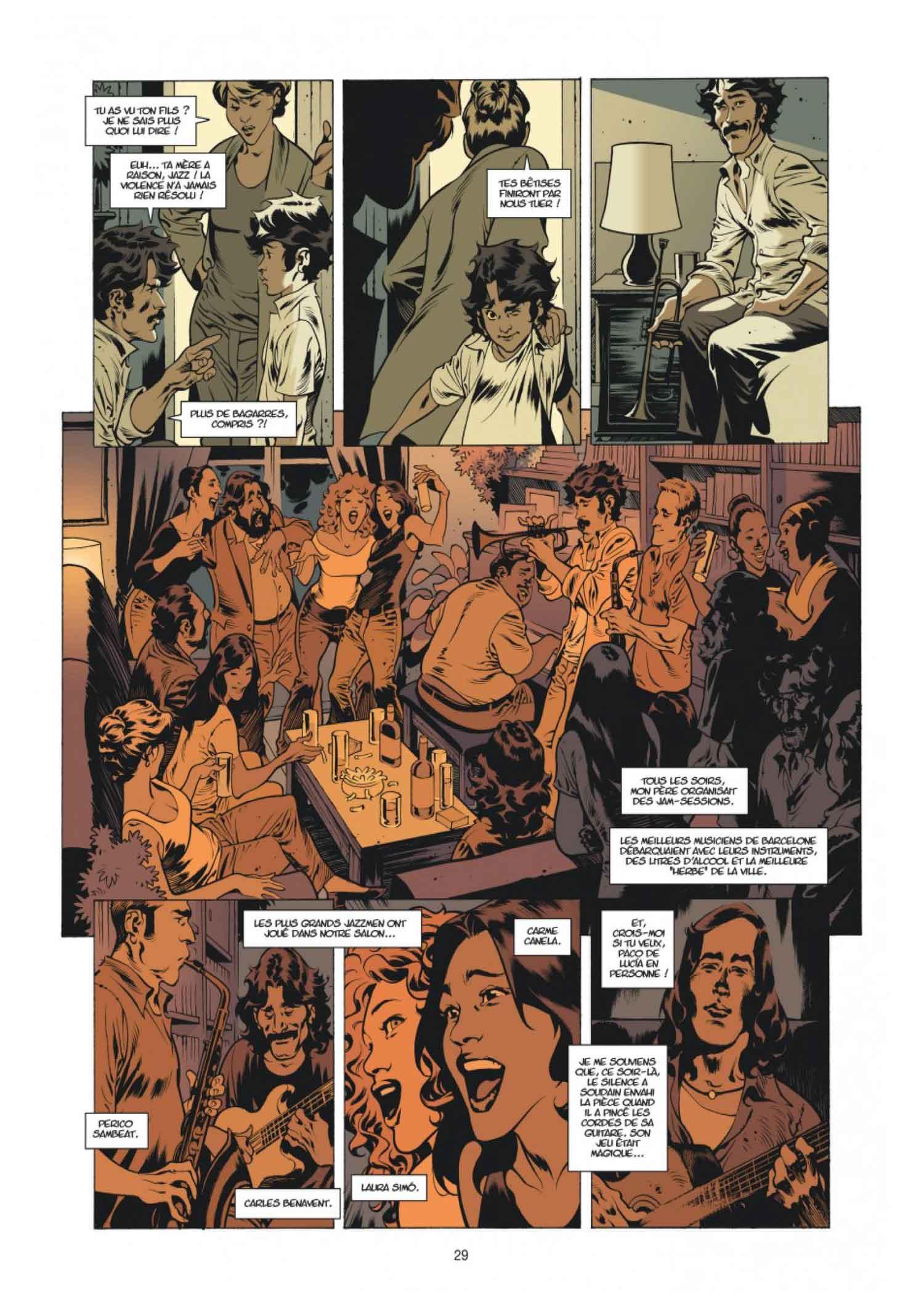 """Résultat de recherche d'images pour """"jazz maynard roger ibanez live in barcelona"""""""