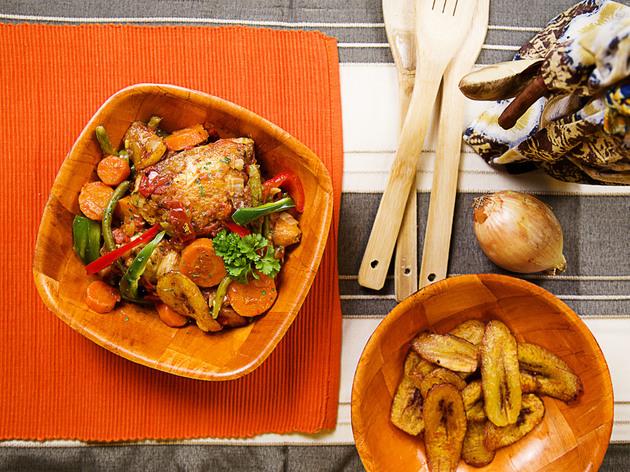 Cuisine Africaine pour tous avec Lyvies Cooking atelier Cuisine du monde par Lyvie Dechesne