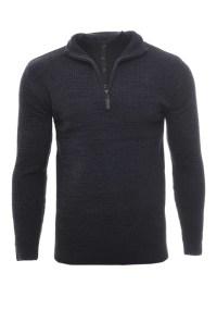 Ανδρική Πλεκτή Μπλούζα Restricted Black