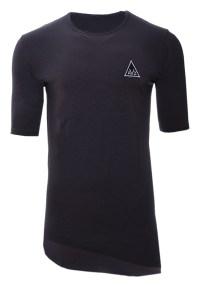Ανδρική Μπλούζα Assymetrical D.Grey