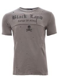 Ανδρικό T-shirt Alley Beige