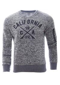 Ανδρική Μπλούζα California Grey