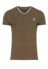 Ανδρικό T-shirt Local Olive Green