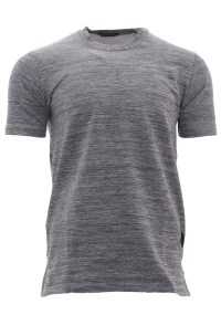 Ανδρικό T-shirt Reckless Grey Raw