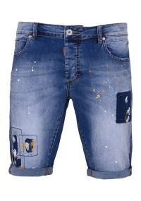 Ανδρική Βερμούδα Jean Revolution