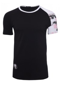 Ανδρικό T-shirt One Black