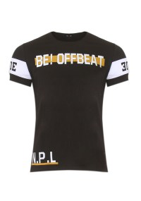 Ανδρικό T-shirt Beat Black