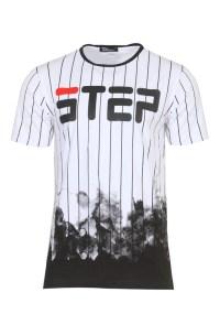 Ανδρικό T-shirt Top White